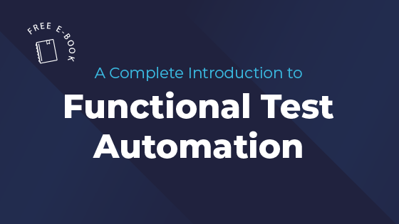Test automation ebook graphic