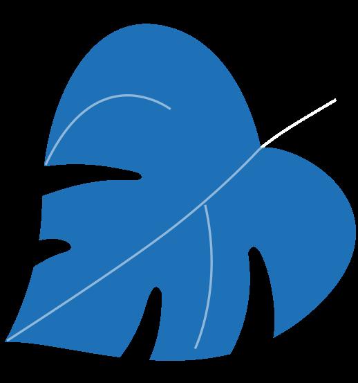 animation mobile leaf