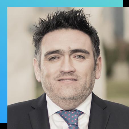 Ricardo Becker, Chief Financial Officer de Abstracta Chile