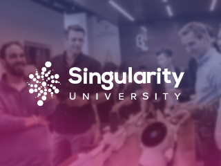 Singularity University case study graphic