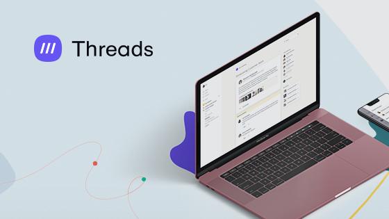 threads case study graphic