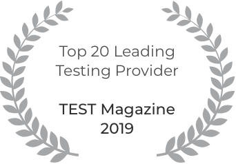 Test Magazine Award Image