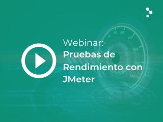 webinar pruebas de rendimiento con jmeter