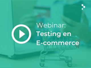 webinar de testing en ecommerce